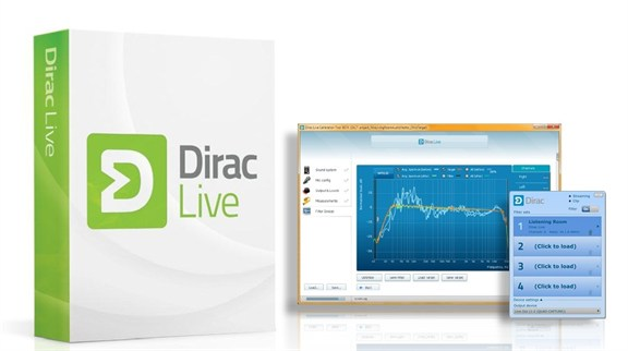 dirac live room correction-suite