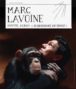vinyl je-descends-du-singe-marc-lavoine
