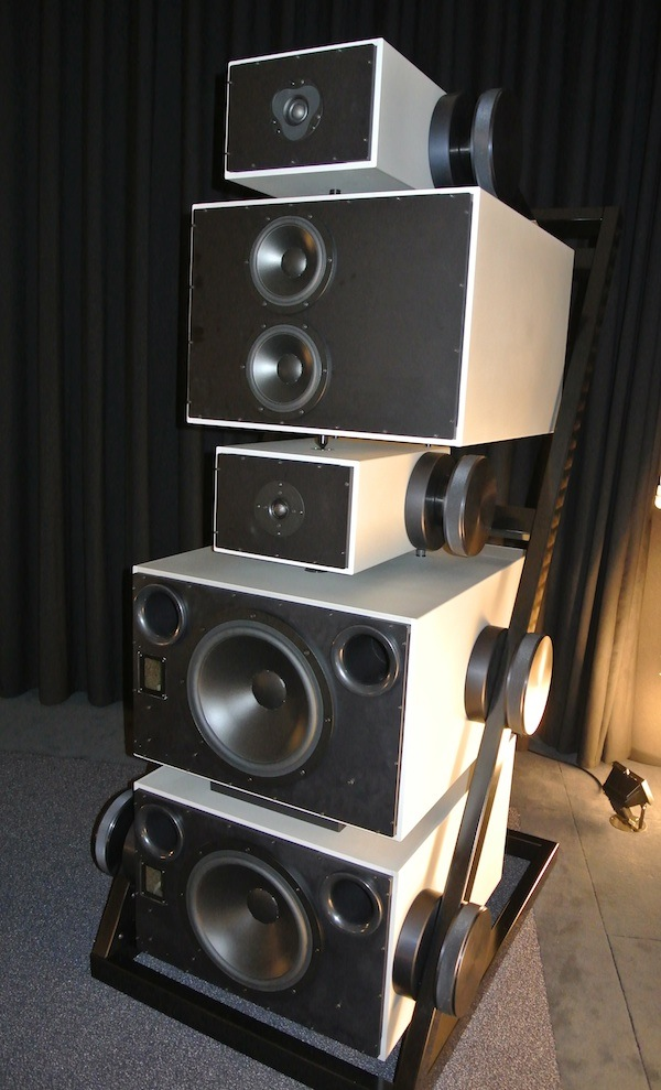 Goldmund-Apologue Anniversary speakers