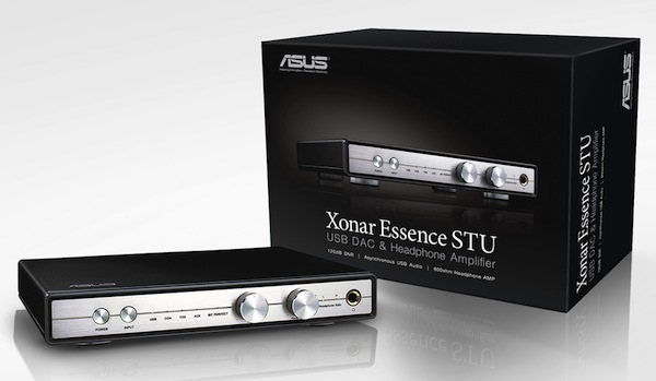 asus xonar essence stu with box