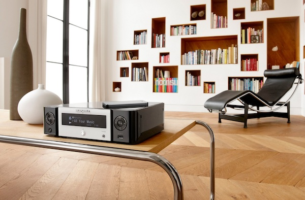 Marantz-Melody Stream Media lifestyle