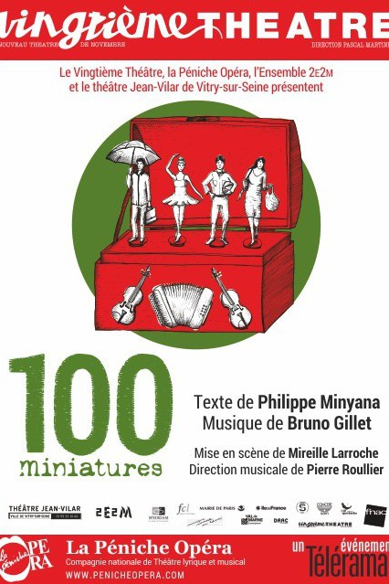 100-miniatures Theatre