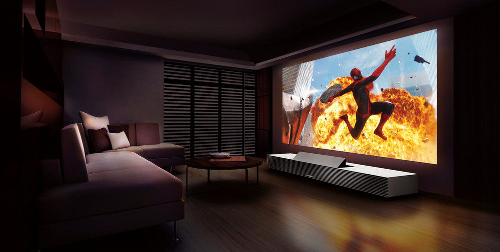 Videoprojecteur Pour Home Cinema