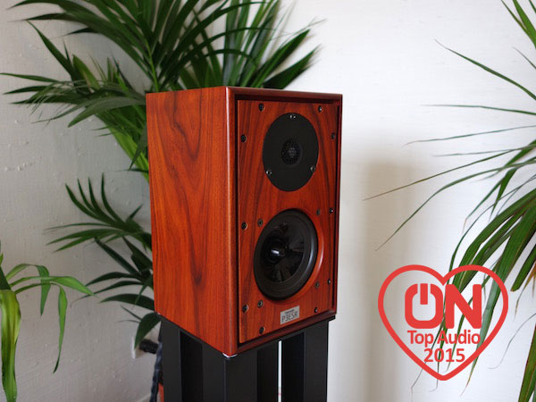 Harbeth P3ESR HighEndAudio