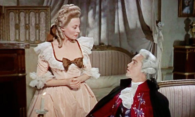 Actus Blu-Ray/DVD « Marie-Antoinette, reine de France » : Michèle Morgan  royale…