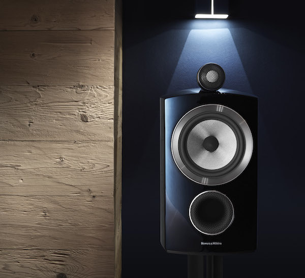 Bowers Wilkins 825 D3 black