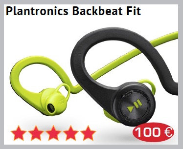 app Plantronics Backbeat Fit