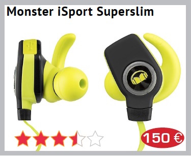 app Monster iSport Superslim