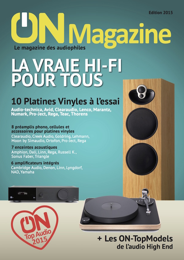 couverture Guide Hifi 2015