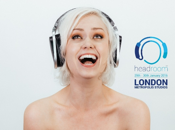 Headroom Show Salon casque Londres
