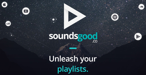 Soundsgood playlists plateforme musique streaming