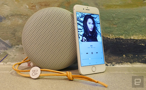 Beoplay A1 enceinte bluetooth 2
