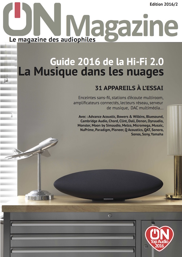 Couverture Guide HiFi Connect 2016