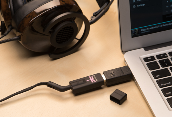 Dragonfly v2 dac USB mobile 2