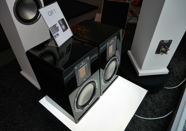 Audiovector QR1 High End 2016