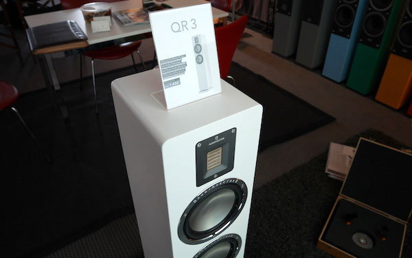 Audiovector QR3 Highe End 2016