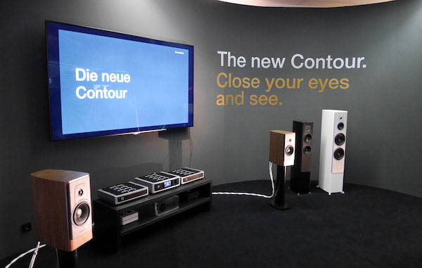 Dynaudio Contour High End 2016