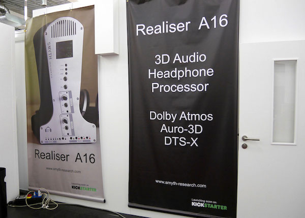 Smyth Realiser A16 High End 2016 2