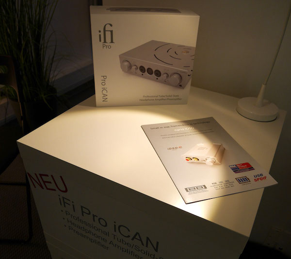 iFi iCan Pro High End Munich 2016