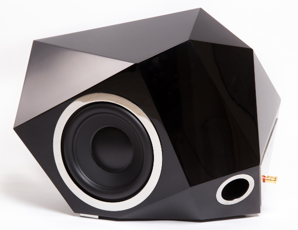 Nime Audio Black Diamond caisson grave luxe