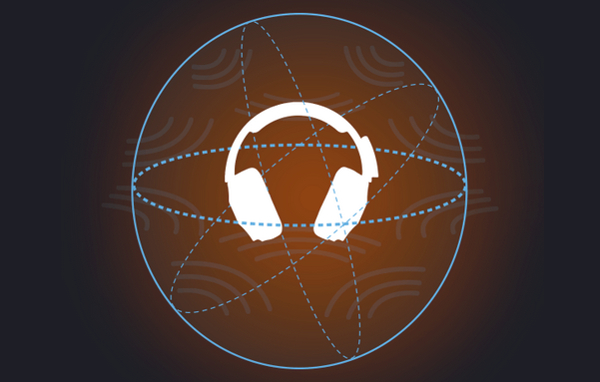 3D sound labs application immersif surround binaural audio concours developpeur