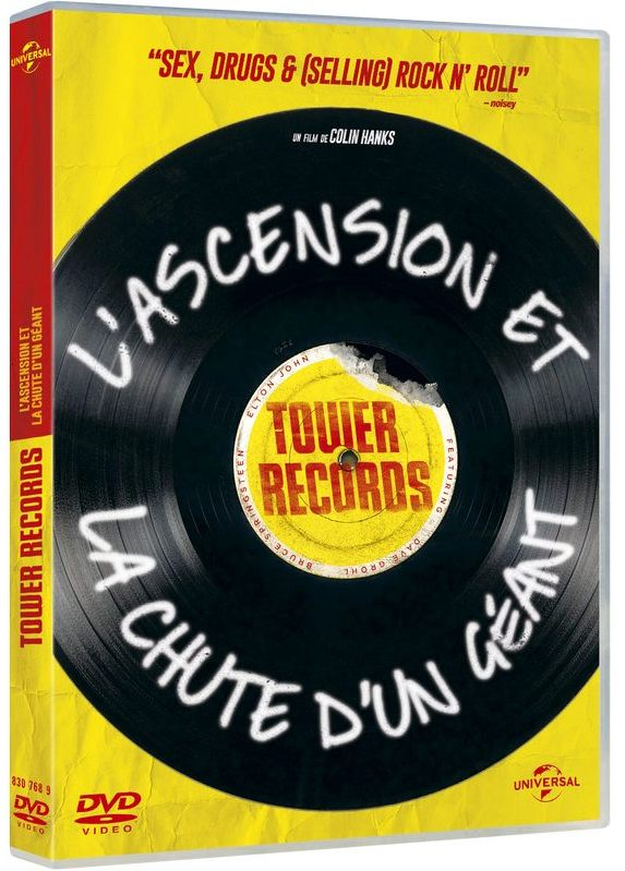 DVD Tower Records