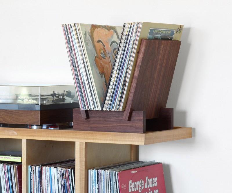 Plein D Idées De Rangement Pour Ses Vinyles Par Desidees Net On Mag