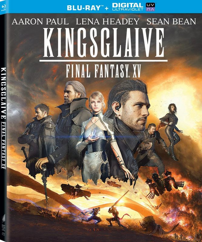Kingsglaive: Final Fantasy XV FRENCH 1080p HD