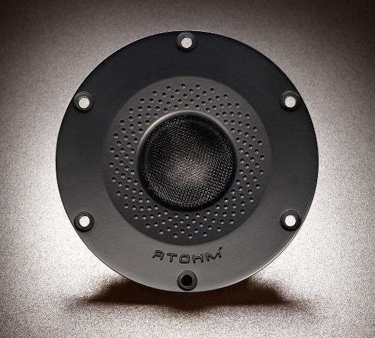 Test enceinte atohm gt1 hd monitor compacte fran aise haut de gamme hyper - Enceinte tres haut de gamme ...