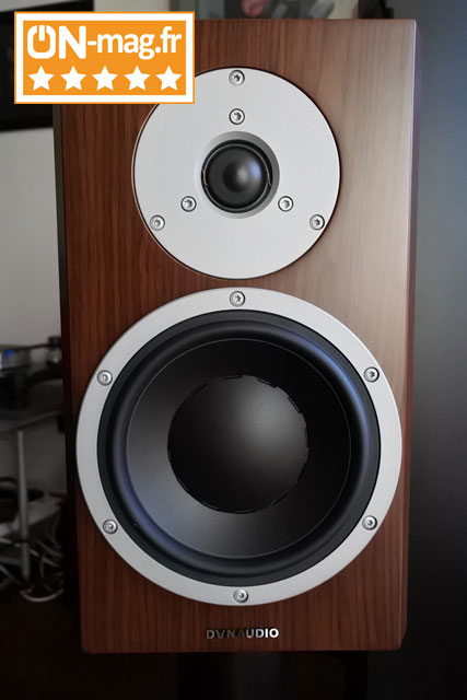 Dynaudio Excite X18 test On mag
