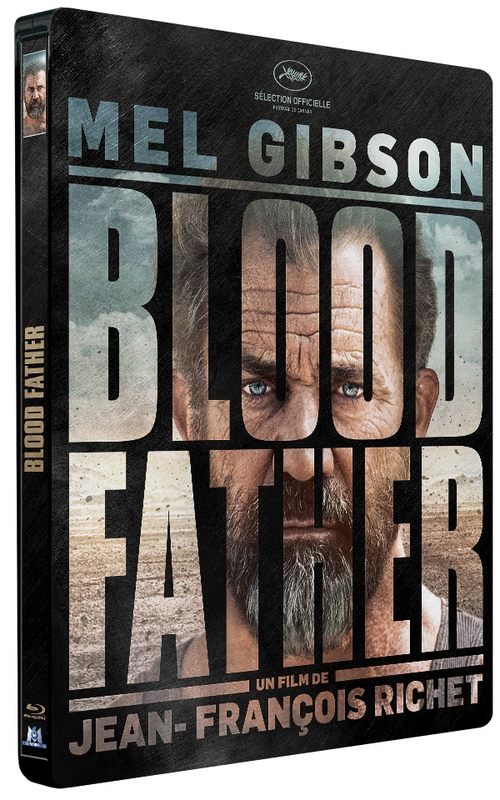 Blu ray Blood Father