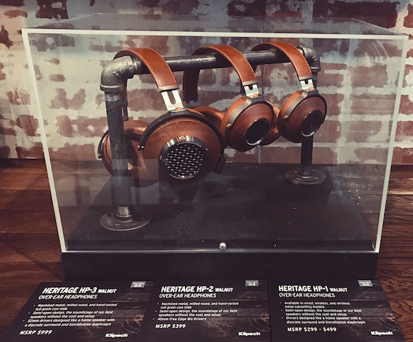 Klipsch Heritage HeadphoneCES2017