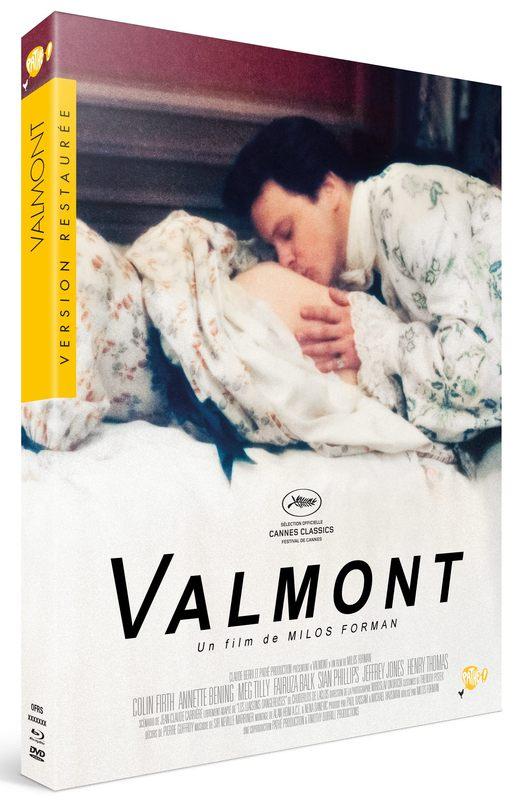 Blu ray Valmont