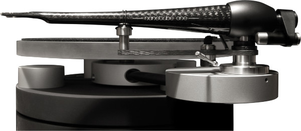 Bras lecture phono vinyle ON Mag fibre carbone