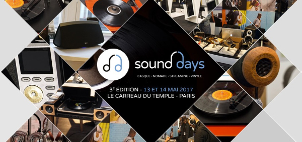 Sound Days Paris ON Mag