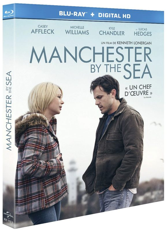 Blu ray Manchester by the Sea