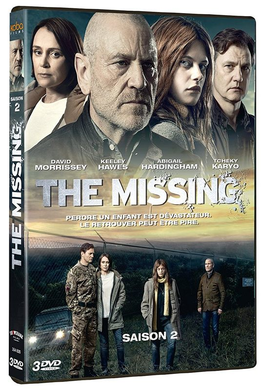 Blu ray The Missing saison2