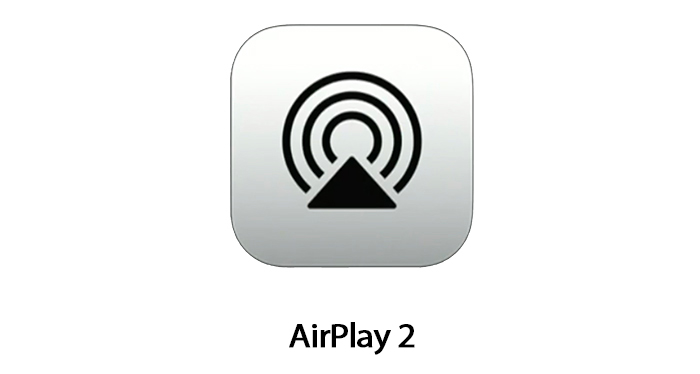 airplay 2 logo icon