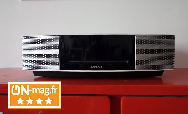 Test Bose Wave Music System SoundTouch IV : le traditionnel