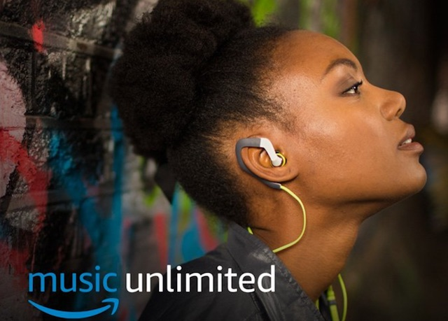 Amazon Music Unlimited ouverture france