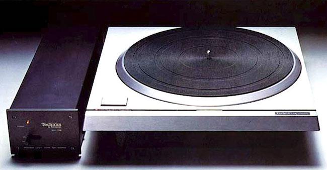 Technics SP10R, un prototype revival d'une platine vinyle