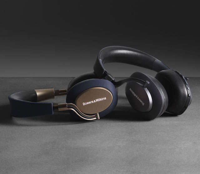 Bowers Wilkins PX casque hifi sans fil antibruit