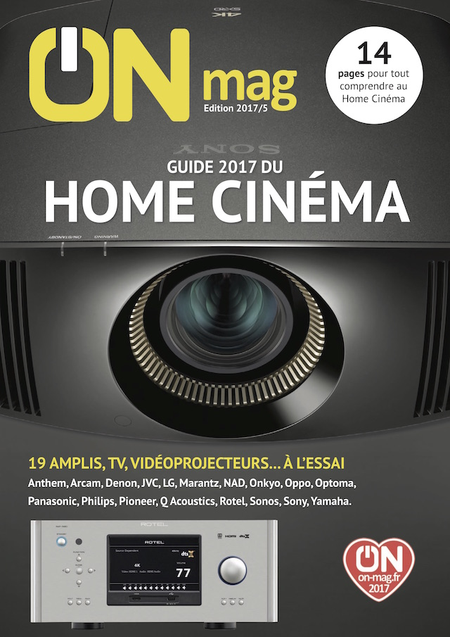 Couv Guide Home Cinema 2017