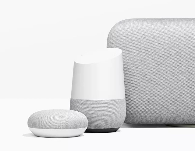 Google Home Familly