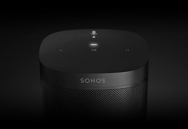 Sonos One hero vocale