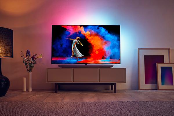 philips oled 973 un tout nouveau t l viseur de r f rence de 65 pouces pr vu pour 2018 on mag. Black Bedroom Furniture Sets. Home Design Ideas