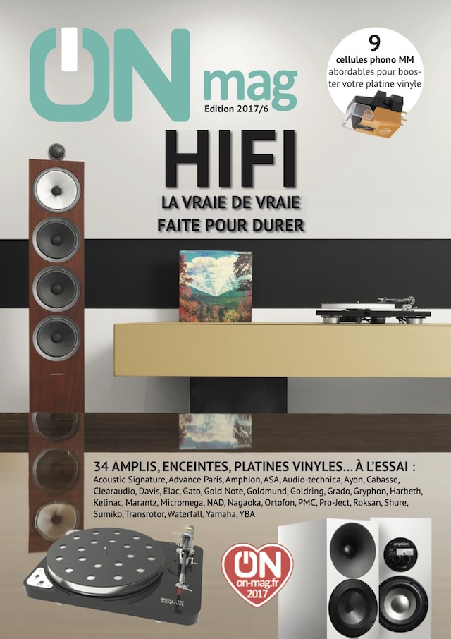 couverture Guide Hifi 2017