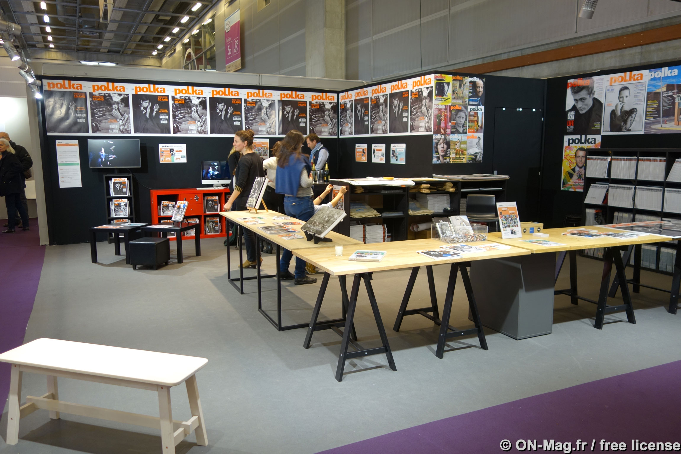 Salon de la photo paris 2017 les stands et les for Salon emmaus paris 2017