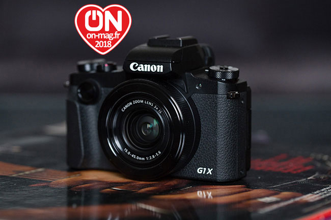 Canon G1X Mark III test OnMagAward 2