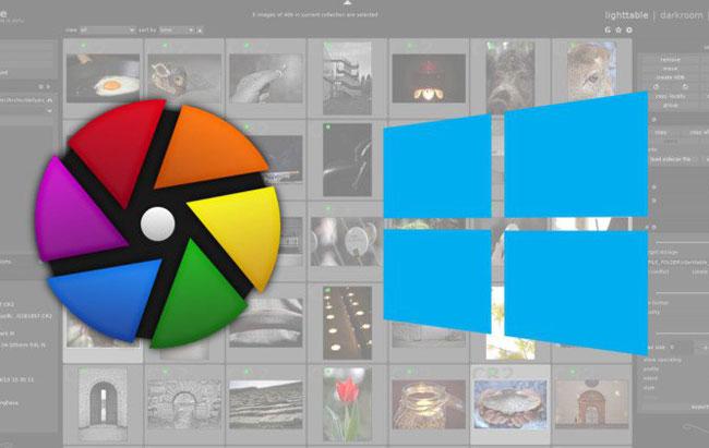 Darktable Le Logiciel De Retouche Photo Gratuit Et Open Source Disponible Sous Windows